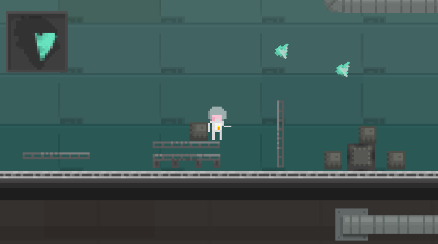 Astronaut Game Screenshot
